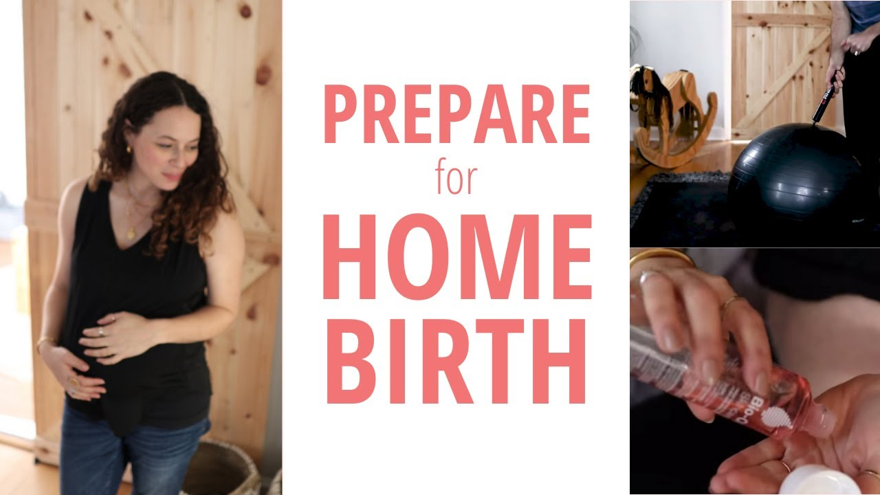10 Tips to Prepare for a Home Birth