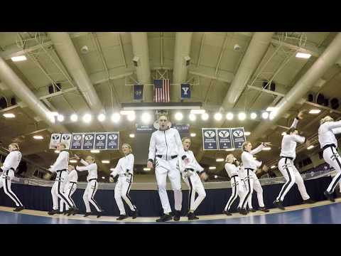 BYU Cougarettes Hip Hop preview for NDA Nationals 2018