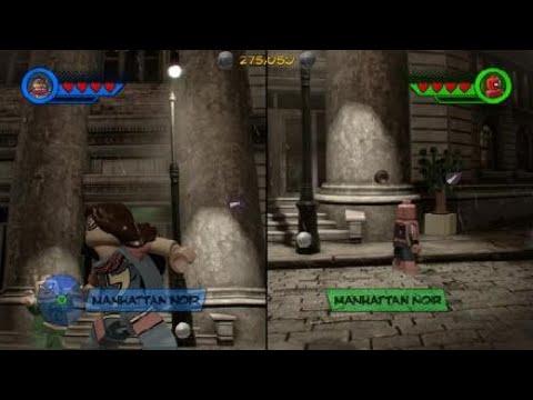 LEGO® MARVEL Super Heroes 2 kingpin boss fight |