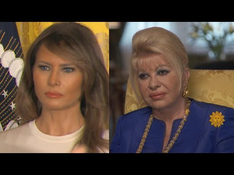 Ivana Trump on Melania as First Lady: