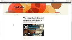 wordpress ultimate video seo plugin