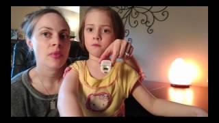 AJ's mom & Ayla - Potty Watch