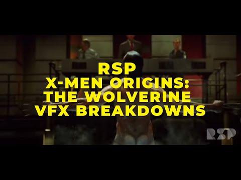 Rising Sun Pictures - X-Men Origins: The Wolverine VFX Breakdown