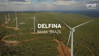 Enel Green Power wind farm: Delfina, Brazil