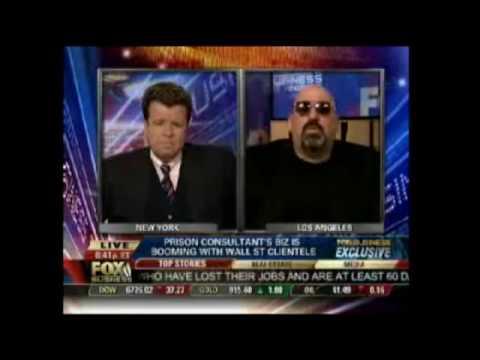 FEDERAL PRISON CONSULTANT - Neil Cavuto Interviews Wall Street Prison Consultant Larry Levine