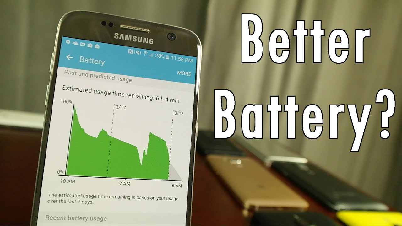 8 Tips to improve battery life on Android phones ...