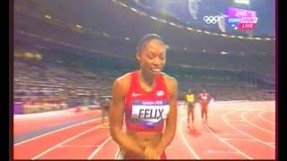 200 метров женщины олимпиада лондон 2012