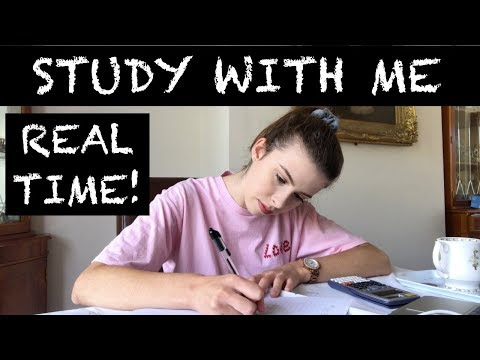 REAL TIME STUDY WITH ME   CAMBRIDGE UNI STUDENT