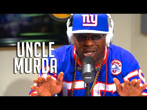 Uncle Murda Freestyles on Flex | Freestyle #010