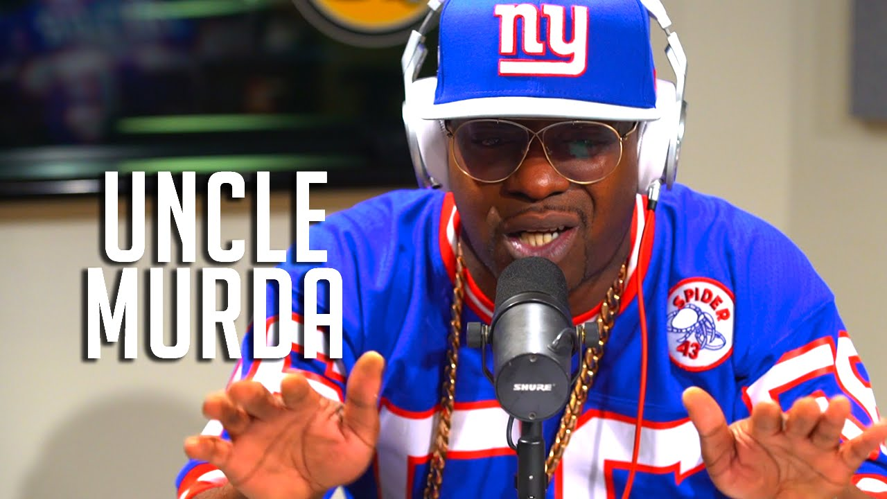 Uncle Murda Disses Drake In A Freestyle On Funk Flex