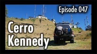 Adventure Travel Colombia - Cerro Kennedy (Tim and Kelsey get lost Ep 047)