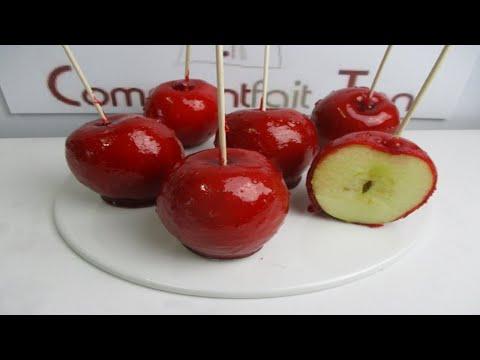 pommes-d'amour---recette-des-pommes-d'amour-traditionnelles