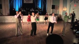 Hot Rhythm Holiday 2014 - Lindy Hop Performance