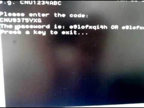 (HOW TO REMOVE BIOS PASSWORD HP MINI) ELIMINAR BIOS PASSWORD HP MINI,  COMPAQ MINI ( Resuelto) /