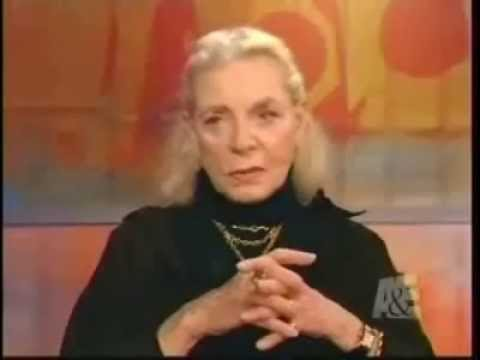 Lauren Bacall interview w/ Elliott Forrest