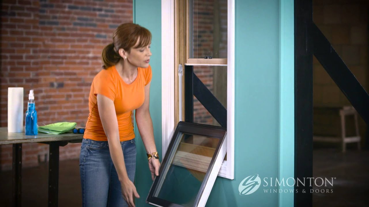 How To Clean And Operate Your Double Hung Window