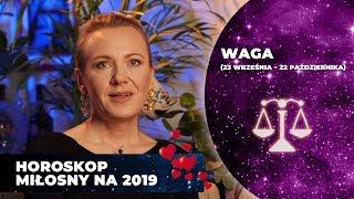 WAGA - miłosny horoskop roczny