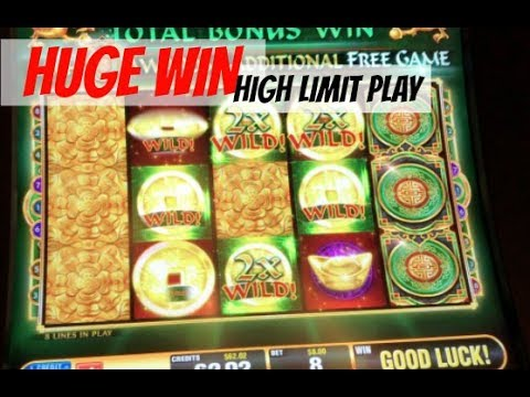 HIGH LIMIT ZHEN CHAN HUGE BONUS @ Graton Casino | NorCal Slot Guy