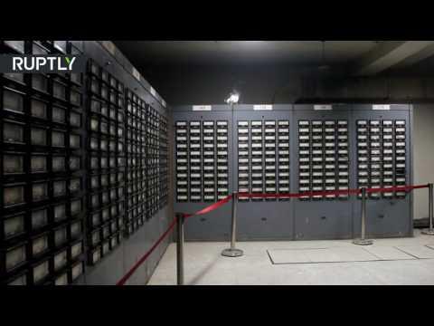 '816 Nuclear Military Plant': China reveals top secret Cold War-era bunker
