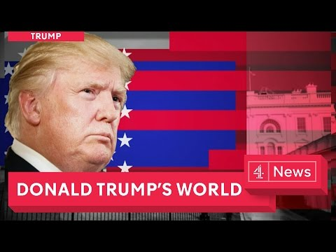 The Week in Trump: Channel 4 News special report