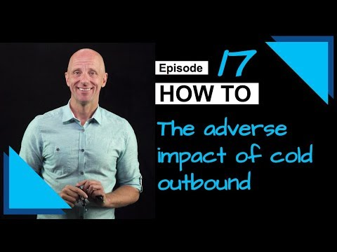 How to do Outbound Right | Sales as a Science #17 | Winning By Design