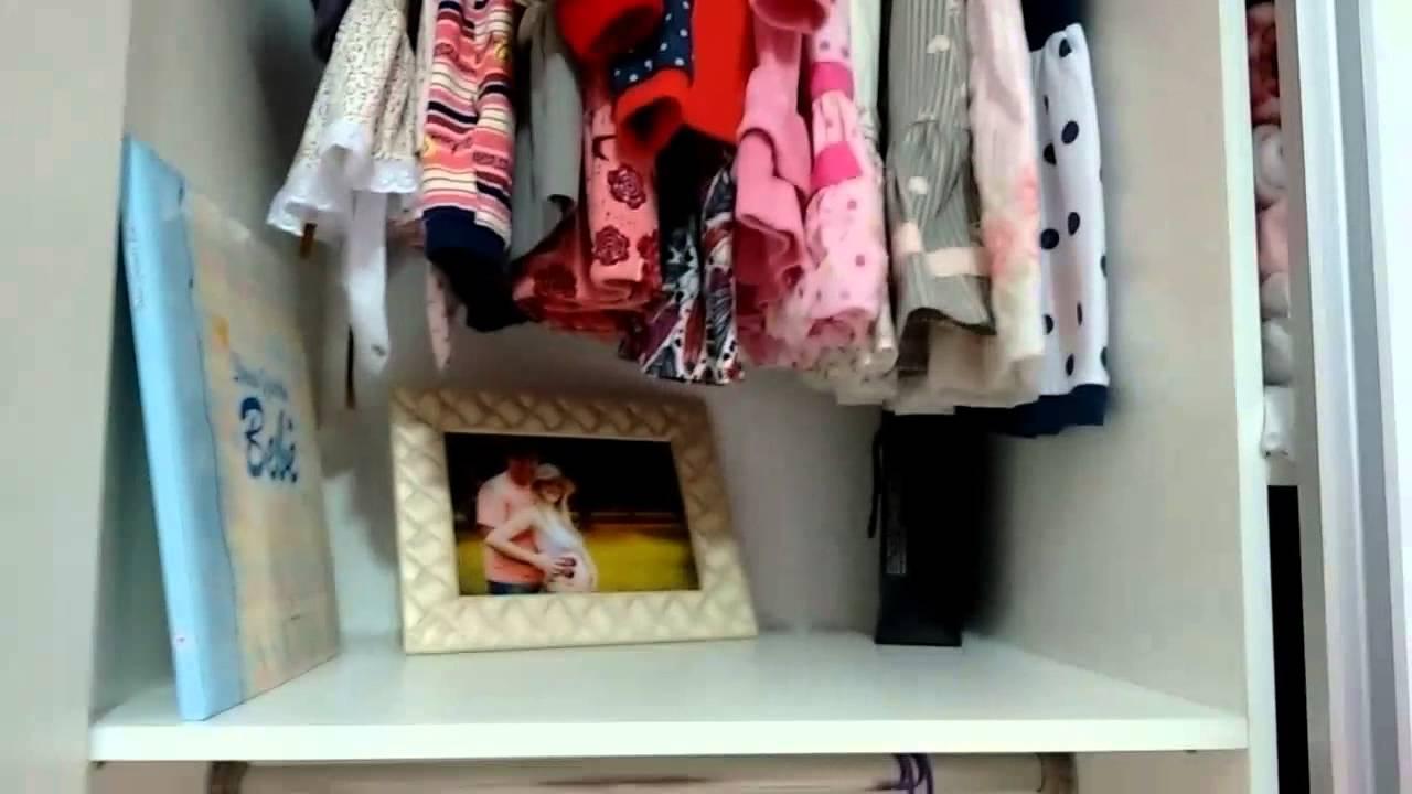 Guarda Roupa Bebe ~ Guarda Roupa da beb u00ea #Manú YouTube