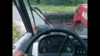 Praca w rolnictwie.