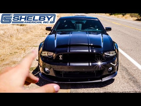 My FORD Mustang GT500 Super Snake COSTS $160,000!! Here's Why...