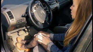 Замена воздушного фильтра, How to install a Toyota Prius Air Filter