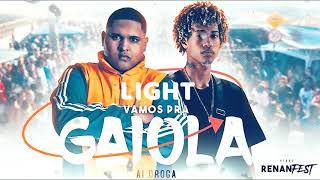 Vamos pra Gaiola (Versão Ligth) Kevin o Chris Feat. FP do Trem Bala