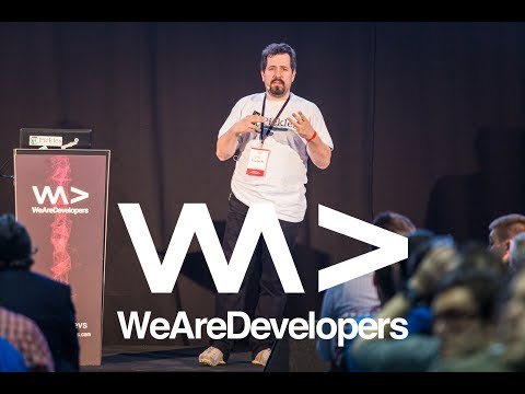 A Voyage through BDD in the Financial Sector - Dirk Rombauts @ WeAreDevelopers Conference 2017