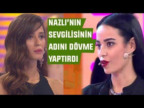 Gülay Hançer, Nazlı Kayaaslan'ın...