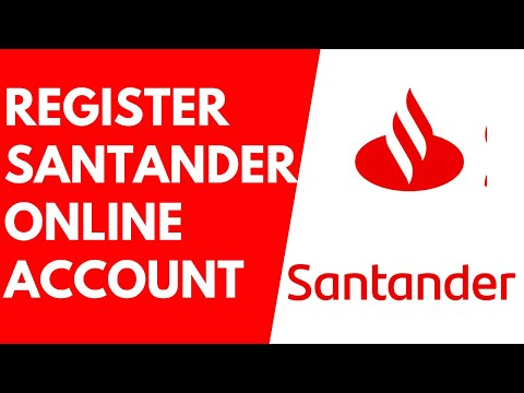 Register Santander Bank Online Account | Santander Bank Login