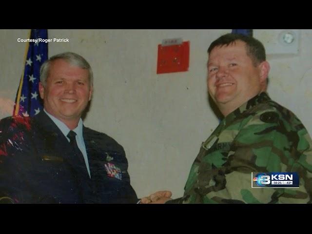 Veteran Salute: Roger Patrick