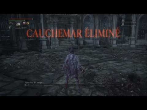 Let's Play FR Bloodborne Part 27 - Le loft de Mergot ter et