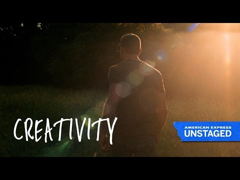 Tim McGraw & Creativity – American Express UNSTAGED