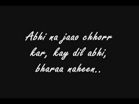 Abhi na jao - Shreya Ghoshal (acoustic cover) - ThE LoOSers