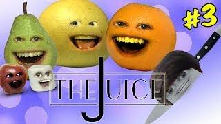 Annoying Orange - The Juice #3: Emo Knife