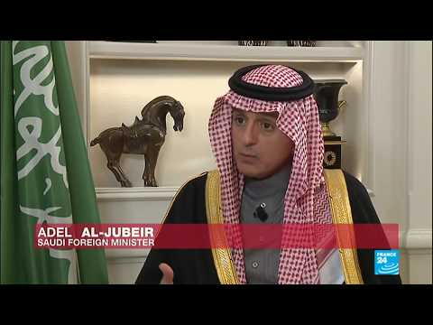 Saudi Foreign Minister interviewed on fighting terrorism, US peace initiative, etc.