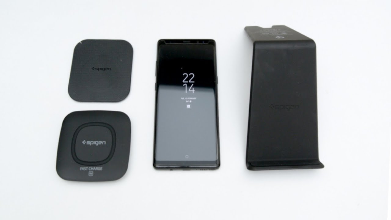 the best attitude e1417 ff201 Spigen Essential Wireless Chargers Review (F301W, F302W, F303W)
