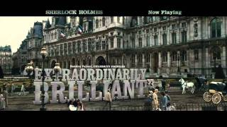 Sherlock Holmes: A Game of Shadows - #1 Movie in America