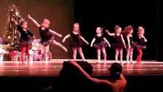 Ava's recital 2012