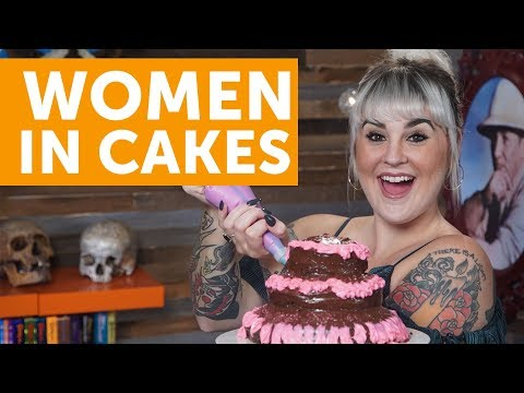 Jumping out of Cakes and MURDER