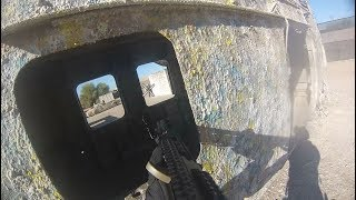 Airsoft Fighter Town Wars Part 2 Tokyo Marui Aug