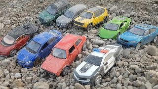 Looking for Cars in the Sand Toys for kids
