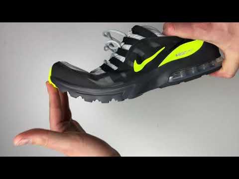 Nike Air Max VG-R 'smoke grey / volt black'   UNBOXING & ON FEET   fashion shoes   2020
