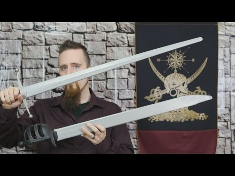 Review: Red Dragon / Rawlings synthetic practice swords