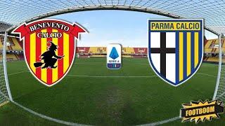 Прогноз на матч Чемпионата Италии Боневенто - Парма смотреть онлайн бесплатно 04.03.2021