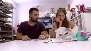 Papírkutyák – a designer állatkertje