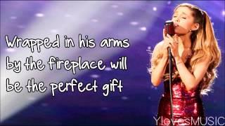 Repeat youtube video Ariana Grande - Snow In California (Lyrics)